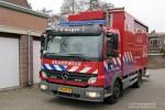 Amsterdam - Brandweer - GW-AS - 13-3681