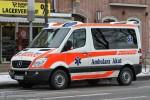 Ambulanz Akut - KTW (HH-UF 664)