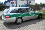 Dessau - MB E-Klasse T-Modell - FuStW Autobahn