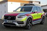 Volvo XC90 - Volvo - First Responder