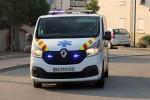 Calvi - Isula Ambulances - KTW