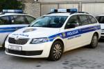 Buje - Policija - FuStW