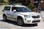 Jilemnice - Městská Policie - FuStW