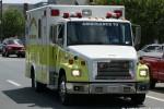Crumpton - VFD - Ambulance 70