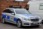 Polizei - Mercedes-Benz E 350 CDI - FuStW (a.D.)