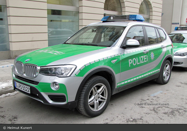 A-PS 5122 – BMW X3 – FuStW