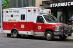 NYC - Manhattan - Upper East Side Hatzolah Volunteer Ambulance Corp. Inc - Ambulance M-2 - RTW