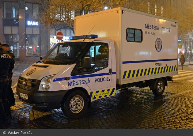 Praha - MPP - 4AP 5711 - Transportfahrzeug