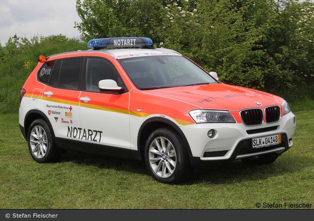 BMW X3 - AMS - Bayern-NEF
