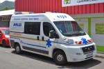 Bouillante - Antilles Ambulances - RTW - ASSU