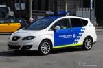 Barcelona - Guàrdia Urbana - FuStW