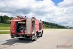 La Chaux-de-Fonds - Service Feu Aéroport Les Éplatures - EEF - Pluton