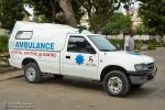 Dakar - Hopital Aristide le Dantec - KTW