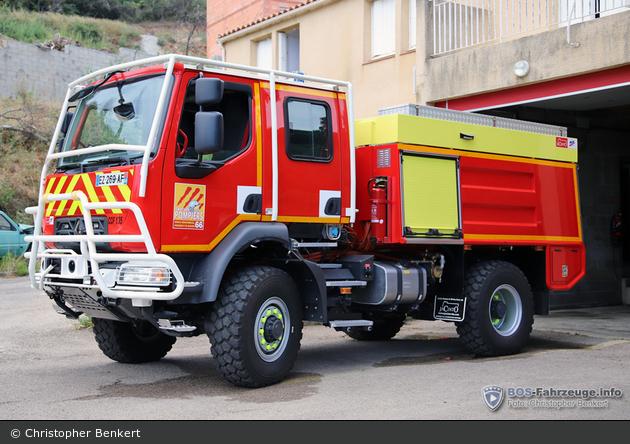 Banyuls-sur-Mer - SDIS 66 - TLF 30/33 - CCFM HP