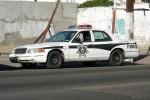 Tijuana - Policia - FuStW P-3130