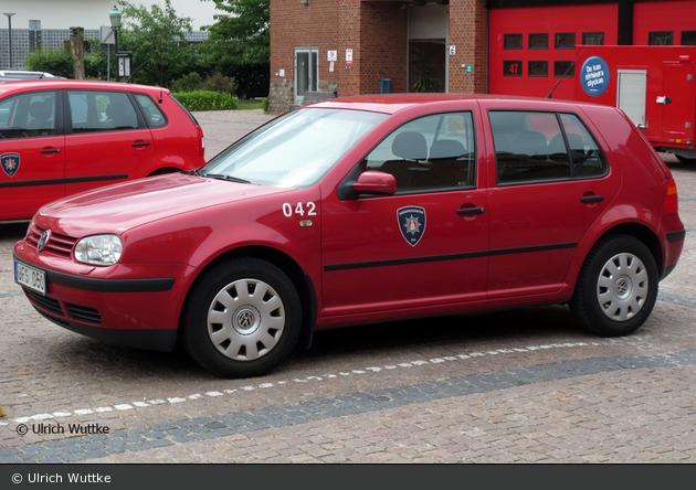 Malmö -  Räddningstjänsten Syd - PKW - 32 042