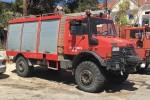 Argostoli - Pyrosvestiko Soma - TLF