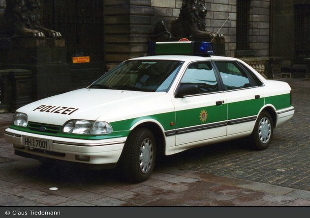HH-7001 - Ford Scorpio - FuStW (a.D.)
