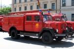 Courtepin - Service du Feu - TLF (a.D.)