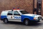 Hässleholm - Polis - FuStW (a.D.)