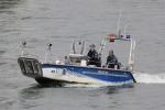 "Basel - KaPo Basel-Stadt - Polizeipatrouillenboot ""El Viento"""