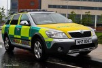Belfast - Northern Ireland Ambulance Service - RRV