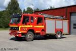 Gävle - Industribrandkår BillerudKorsnäs AB - Släck-/Räddningsbil - 2 26-1720