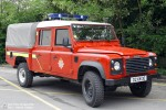 GB - Sennelager - Defence Fire & Rescue Service - VLF (09/20-01) (a.D.)