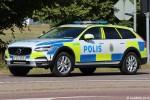 Uppsala - Polis - FuStW - 1 21-1100