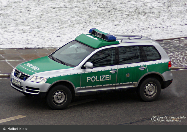 DD-3405 - VW Touareg - Zugfahrzeug