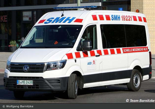 Krankentransport SMH - KTW (B-MB 2438)