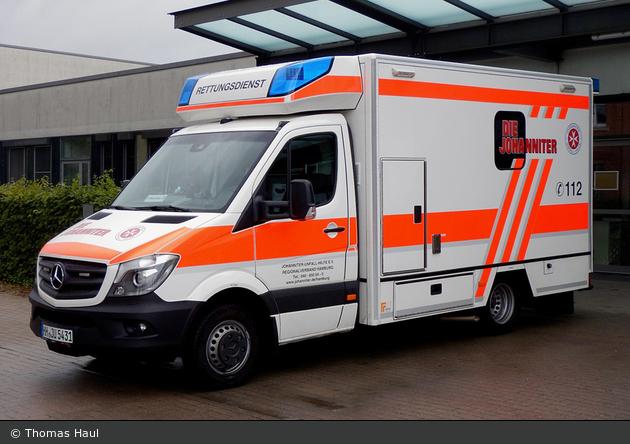 Florian Hamburg RTW (HH-JU 5431)
