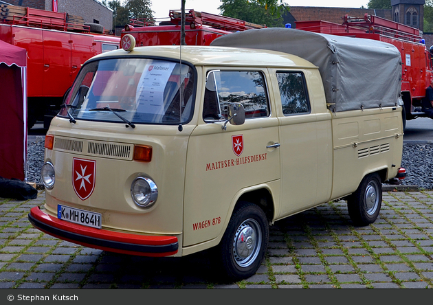 historische Sammlung des MHD - Wagen 878