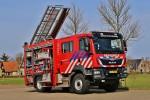 Schiermonnikoog - Brandweer - HLF - 07-4131