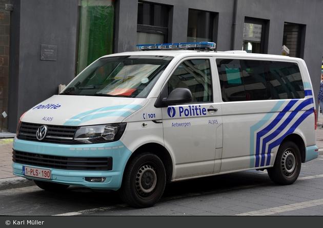 Antwerpen - Lokale Politie - FuStW - AL 305
