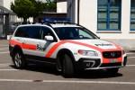 Müllheim - KaPo Thurgau - Patrouillenwagen - 0610