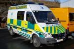 Limerick - HSE Nationale Ambulance Service - RTW