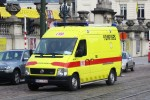 Bruxelles - Service d'Incendie et d'Aide Médicale Urgente - RTW - A162 (a.D.)