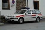 BG-07204 - VW Golf - Funkstreifenwagen