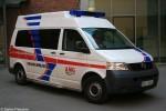 Krankentransport AMG - KTW 40