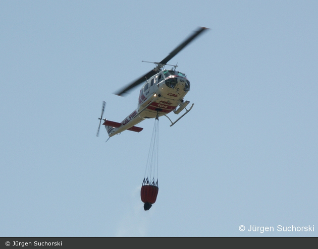 N481DF (CDF - Helicopter 104)