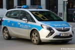 B-30786 - Opel Zafira Tourer - FuStW