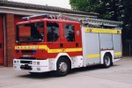 Devizes - Wiltshire Fire and Rescue Service - WrL/R (a.D.)