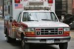 FDNY - Manhattan - Ambulance 092