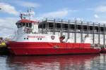 """Stavanger - Brannvesen - Hilfeleistungslöschboot """"Vektaren"""""""