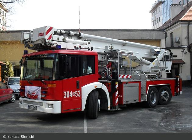 Warszawa - PSP - TM - 304W53