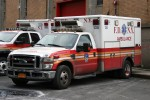 FDNY - EMS - Ambulance 135 - RTW