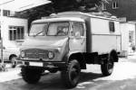 BG30-5xx - MB Unimog S 404 - FuKW (a.D.)