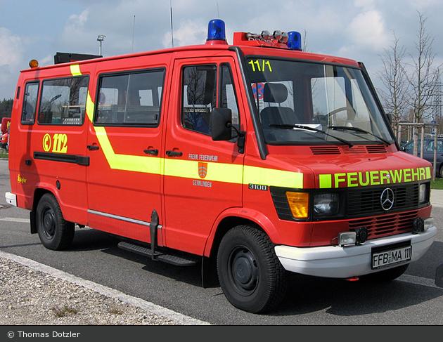 Florian Gernlinden 11/01 (a.D.)