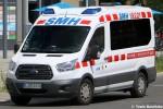 Krankentransport SMH - KTW (B-DM 2590)